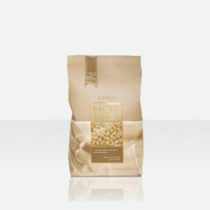 ItalWax Пленочный воск для депиляции Белый шоколад в гранулах (500гр)