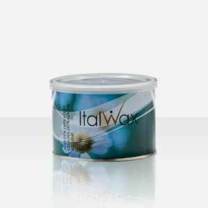Italwax теплый воск в банке Азулен 400 мл