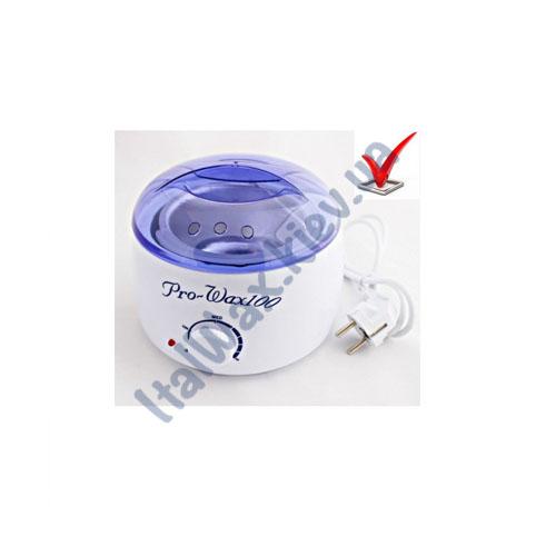 Воскоплав баночный нагреватель для горячего воска Pro Wax 400