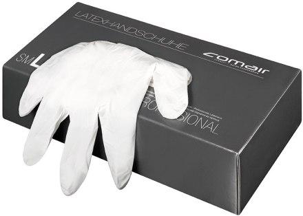 Перчатки латексные Comair опудренные размер L 100 шт