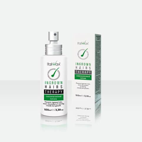 Italwax Концентрированный лосьон против вростания волос (100 мл)